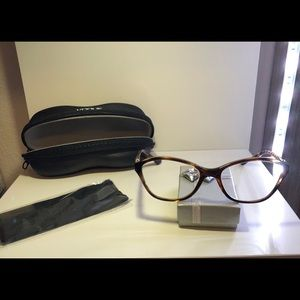 Women's eyeglass frames Vogue VO5057 Havana